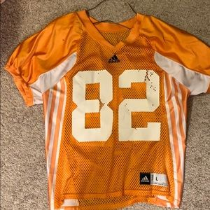 University of Tennessee Football Practice Jersey